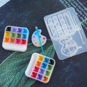 DIY Paint Brush Shaped Silicon