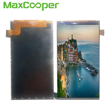 "DHL  Top Quality 5.0"" For NYX Ego LCD Display Screen Panel Mobile Phone Repair Part Replacement"