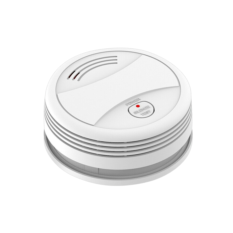 Smoke Detector Smokehouse Combination Fire Alarm Home Security System Firefighters Tuya WiFi Smoke Alarm Fire Protection