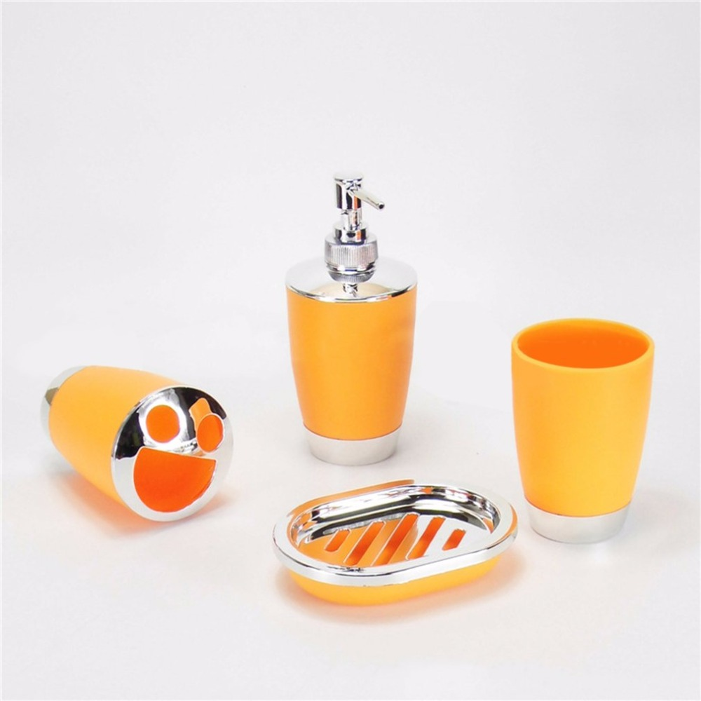 Bathroom Wash Bath Set  (7)