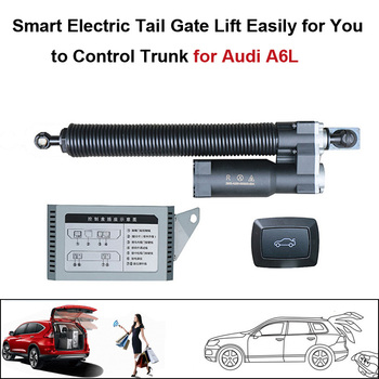 car Smart Auto Electric Tail Gate Lift for Audi A6 A6L Control Set Height Avoid Pinch