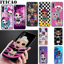 LOL Doll Soft Silicone Case for Samsung Galaxy J6 A9 A8 A7 A6 Plus A5 A3 Phone Case(China)