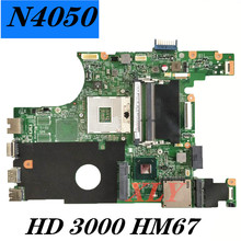 Main-Board Works 0X0DC1 Laptop for DELL INSPIRON 14R N4050 HD 3000/Hm67/S989/Works