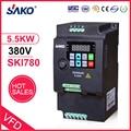 Sako SKI780 5.5KW 380V Vfd Frequentieregelaar Inverter Voor Motor Speed Control Converter