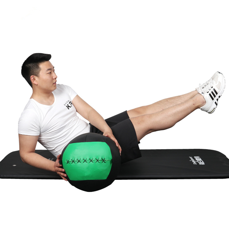 35cm Empty Medicine Ball Soft Wall Ball For Workouts Exercise Balance Training Gravity Ball Muscle Building (can Fill To 12 Kg)