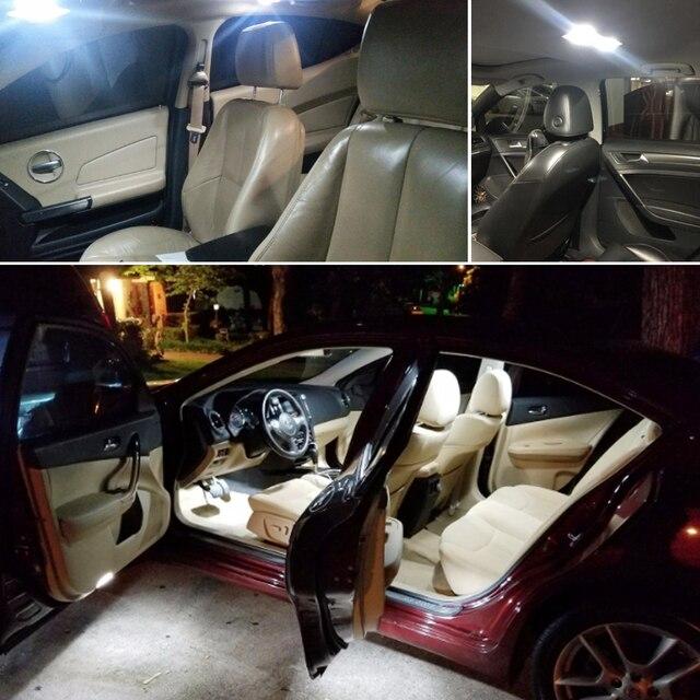C5W LED CANBUS C10W led bulb Festoon 31mm 36mm 39mm 41mm CSP Car Interior Dome Lamp License Plate Reading Light White 12V 5