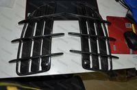Paar Carbon Fiber Hood Bonnet Vents Scoops Voor 04 10 Mercedes Benz Slk R171|Stylingmallen|   -