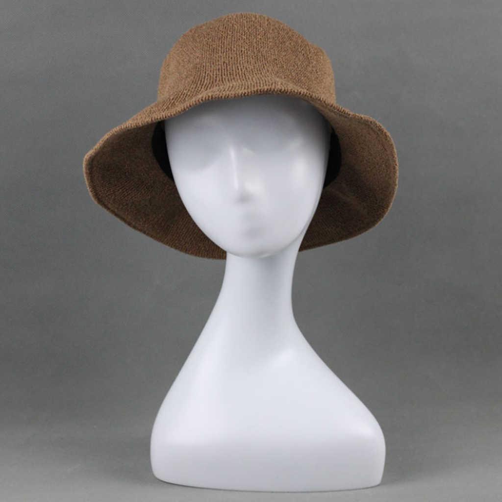 Maniquí femenino modelos de cabeza maniquí cabeza bufanda joyería vidrio Display sostenedor de sombrero Cap soporte de exhibición soportes para peluca Rack
