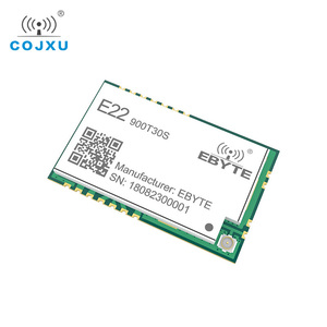 Image 5 - SX1262 1W UART LoRa TCXO 915mhz Module E22 900T30S cdebyte Wireless Module 868MHz Long Range IoT SMD IPEX Interface transmitter