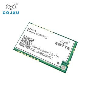 Image 5 - SX1262 1W Uart Lora Tcxo 915 Mhz Module E22 900T30S Cdebyte Draadloze Module 868 Mhz Long Range Iot Smd Ipex interface Zender