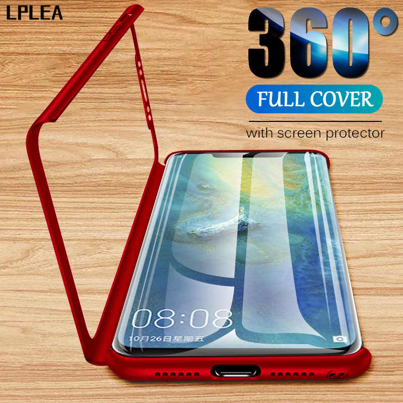 360 Full Cover Shockproof Protective Case For Huawei P20 Lite P30 Pro P Smart 2019 Nova 2i For Mate 20 Pro 30 Lite P10 Plus Capa