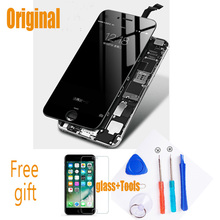 100%Lcd-Display Digitizer-Assembly-Replacement Touch-Screen iPhone 5s Original for 7plus