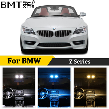 BMTxms Canbus Car LED Interior Map Dome Light Kit For BMW Z3 E36 Z4 E85 E86 E89 Coupe Convertible Auto Lamp Bulbs image