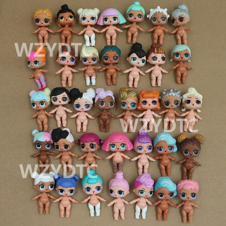 Dolls Toy LOLS Sent Girls Kids Original Action-Figure-Toys For 1pcs Gift Radom High-Quality