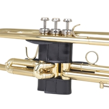 Soft Synthetic Leather Professional Trumpet Protective Cover Case Trumpet Parts Accessories M68C