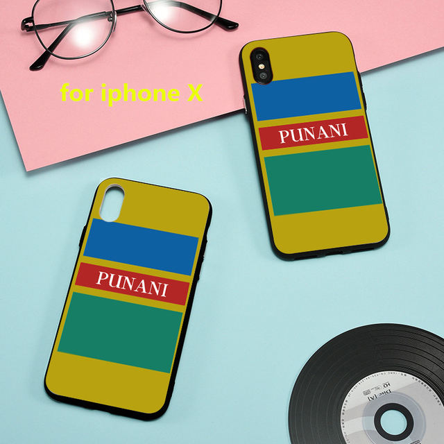 6IX9INE- PUNANI THEMED IPHONE CASE (10 VARIAN)
