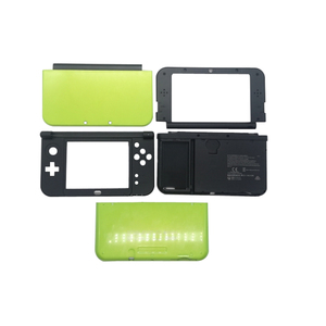 Image 1 - Game Console Replacement Full Shell For NEW 3DS LL/XL Housing Case  Upper and Down Shell Cover