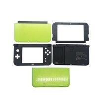 Repuestos para consolas de juegos carcasa completa para NEW 3DS LL/XL funda carcasa superior y trasera