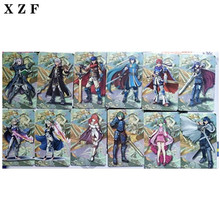 Switch Fire-Emblem Nintendo Game-Card Nfc Tag for Standard Collection 12pcs Gift-Box