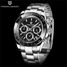 PD1644 New PAGANI DESIGN Men's watch VK63 Japan Quartz Wrist
