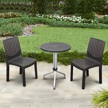 PP пластиковый обеденный стул для семьи, гостиной, кабинета, пластиковый стул для офиса, конференц-зала, черный стул, A-PPZY02