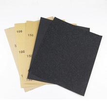 10 sztuk 60-1200 Grit pióro ścierne papier ścierny polerowanie do szlifowania obróbki metali i obróbki drewna narzędzia ścierne tanie tanio CN (pochodzenie) Metalworking 280mm*230mm sandpaper Polished Silicon carbide