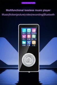 Image 4 - Portable 32GB Walkman HIFI MP3 Player bluetooth Audio Sport Speakers Music Player Media E Book FM Radio Recorder