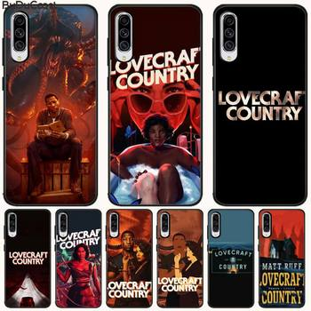 Jomy Horror TV Series lovecraft country Phone Case For Samsung A10 20 30 40 50 70 10S 20S 2 Core C8 A30S A50S A7 8 9 image