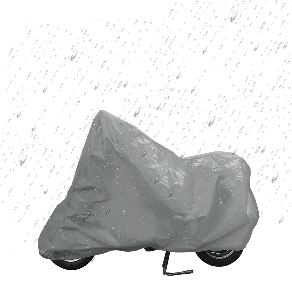 Universal Waterproof Motos Dust Rain Snow UV Protector Cover Motorcycle Cover Bike Rain Dustproof Covers S M L XL Indoor Outdoor