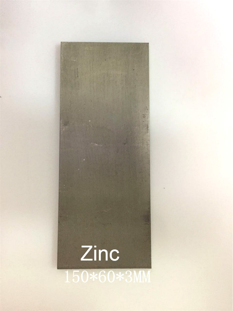 Hall Groove Electroplating Anode Plate Zinc/Electrolytic Copper/Tin/Phosphorous Copper/Nickel/Graphite Carbon 150*60*3 Mm