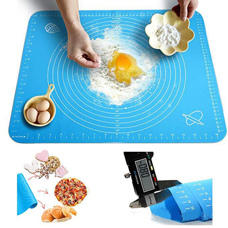 Silicone-Kneading-Dough-Mat-Scale-Non-Stick-Kitchen-Baking-Tool-Cake-Board-Large-Soft-High-Temperature