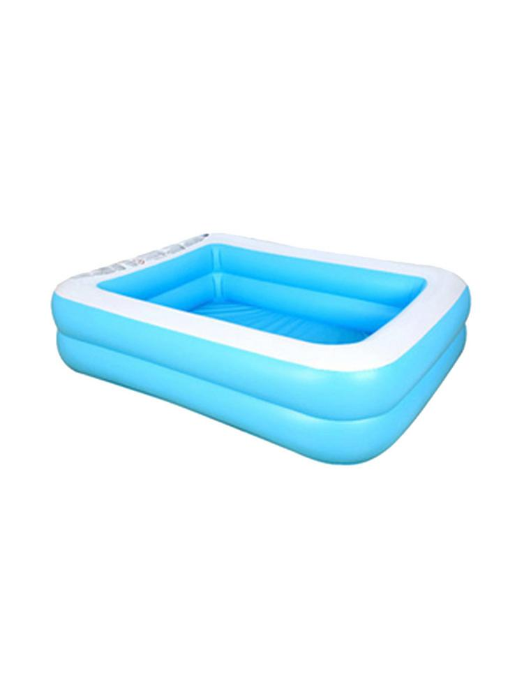 Children's Inflatable Swimming Pool Thickened Home Paddling Pool With Air Convection Anti-leakage Valve Durable Marine Ball Pool