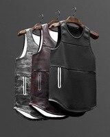 VIP Link-Chaleco deportivo para hombre, de secado rápido, para correr, Fitness, ocio, entrenamiento, gimnasio