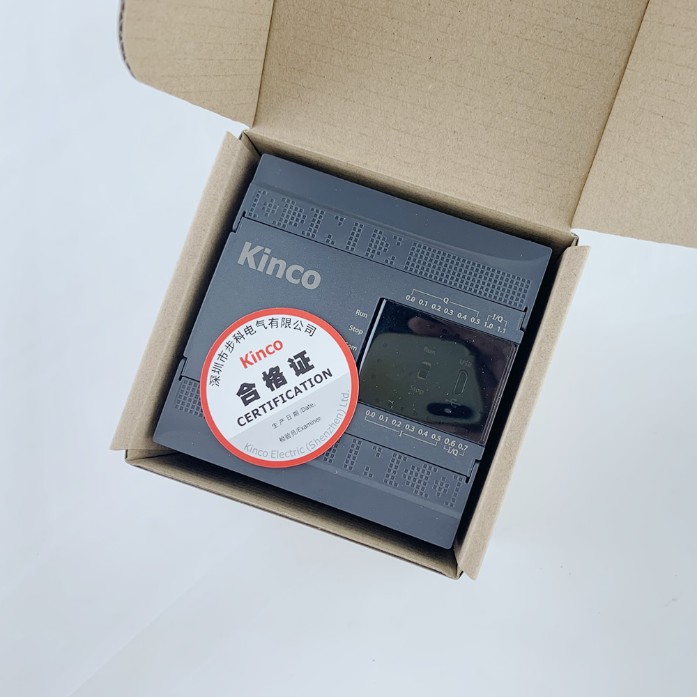 Kinco  PLC  K205-16DT K205-16DR CPU MODULE ORIGINAL NEW IN BOX, FREE SHIPPING