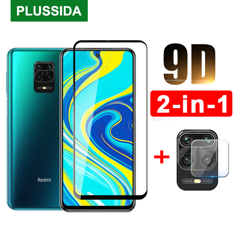 For Xiaomi redmi Note 8t 8 9 pro Glass Tempered Glass on Xiomi Redmi Note 8t 8 Pro Global Note9 s Note 9s Glass Screen Protector(China)
