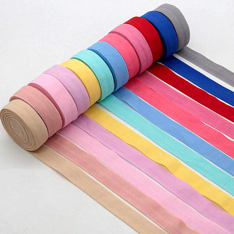 20mm Flat Soft Elastic Band For Underwear Pants Bra Rubber Clothes Decorative Adjustable Waistbandsewing accessories 2cm 5meters