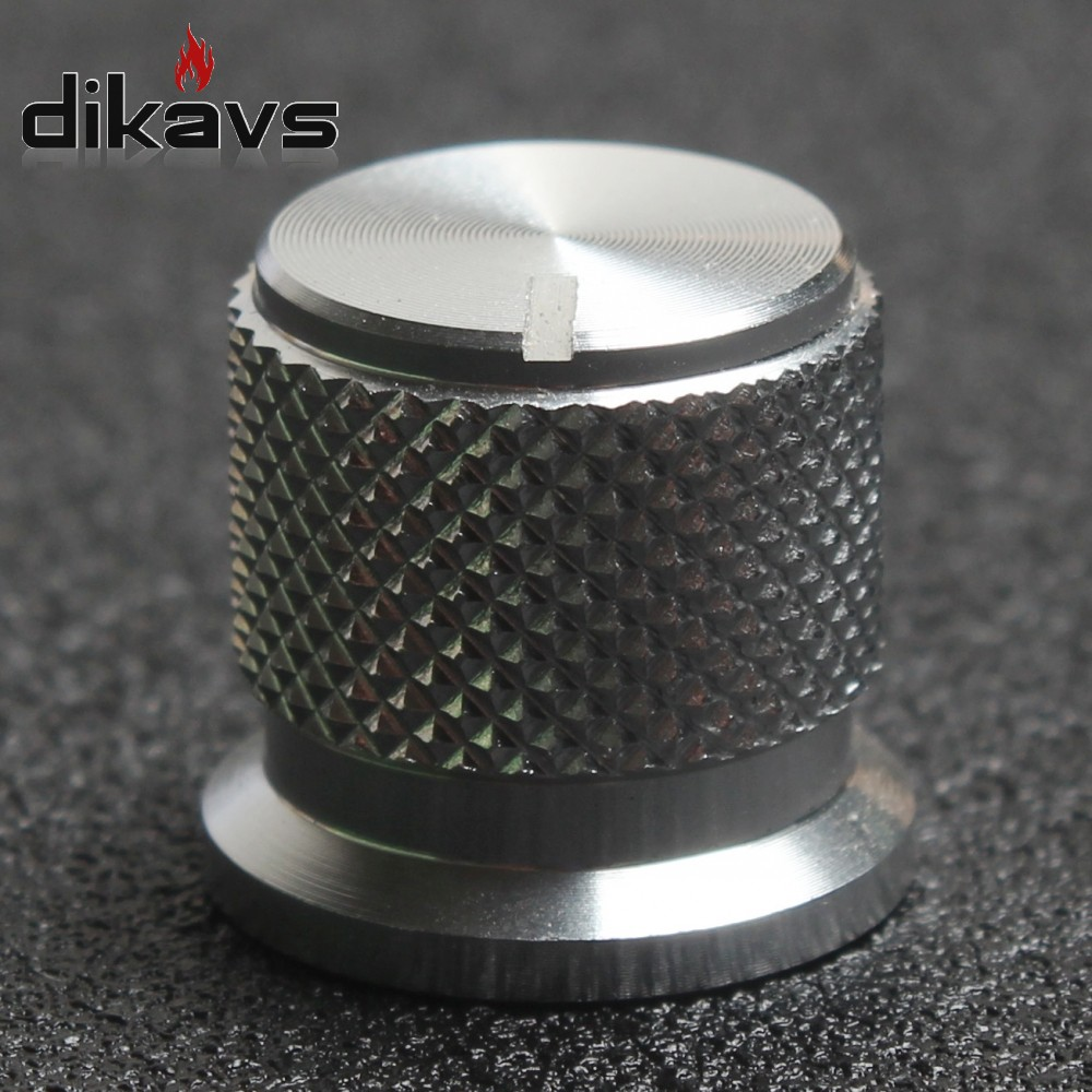 Solid Machined Metal Knob  Aluminum Potentiometer Encoder Knob Volume Knob