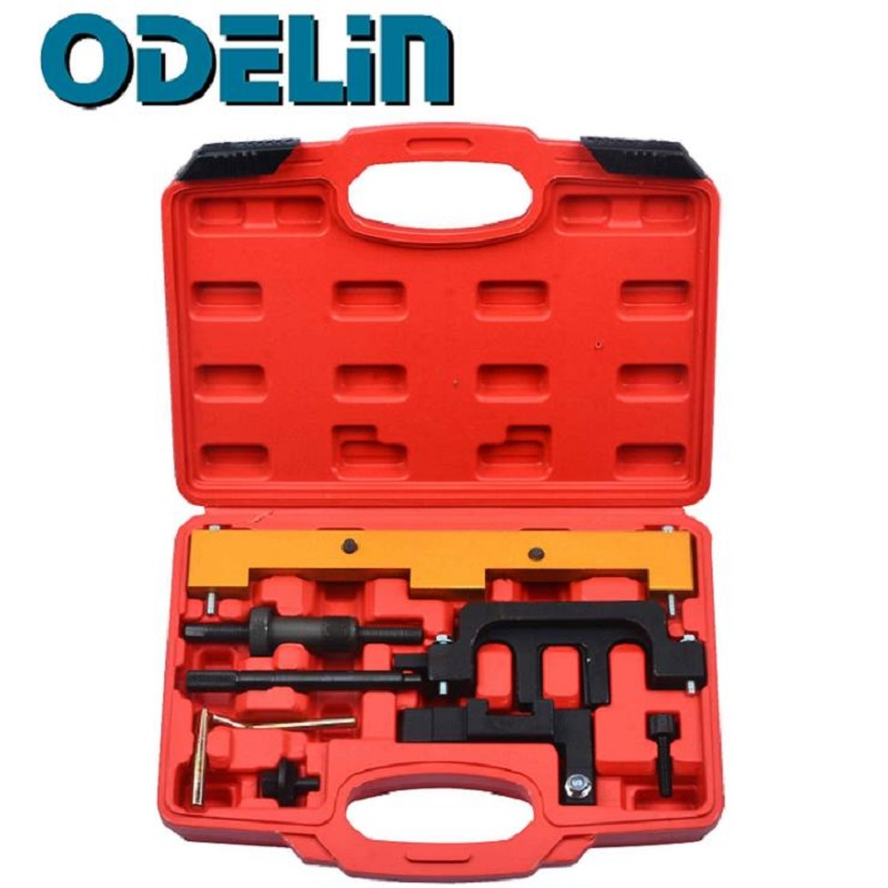 DA YUAN Camshaft Alignment and Engine Timing Tool Compatible for BMW N51//N52//N53//N54