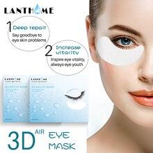 60pcs Collagen Eye Mask Gel Mask Removal Eye Bags Wrinkles Dark Circles Eye Patches Whitening Lasting Moisturizing Eye Care