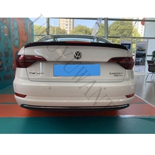 For VW Jetta Spoiler High Quality ABS Material Car Rear Wing Primer Color for Volkswagen 2019