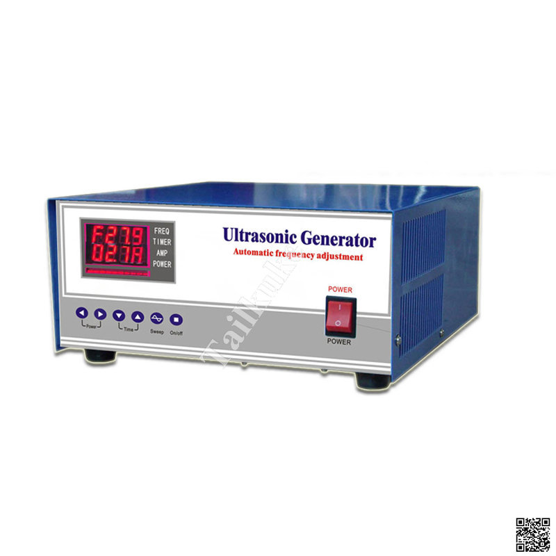 17khz-40khz Ultrasonic Generator Ultrasonic Power Supply Frequency Time And Power Adjustable