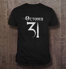 October 31 Halloween Women t-shirt PU27