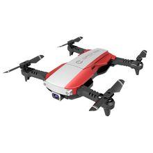 цена RC Drone 4K Quadcopter 2.4GHz 4CH Wifi FPV Foldable Mini Drones Real-time Transmission Camera Quadcopter R9UE онлайн в 2017 году