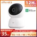 Xiaomi IMILAB камера 2K Wi-Fi камера MI умный дом безопасности камера CCTV видео наблюдения камера бейби монитор глобальная версия