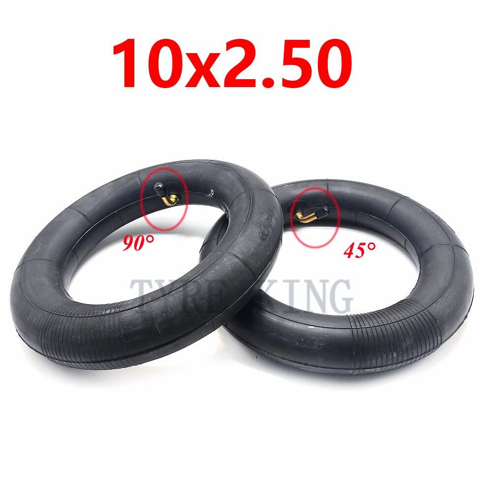 10 pulgadas Interior de 10x10x2,50 tubo interior 10*2,50 cámara interior para Scooter Eléctrico de auto partes