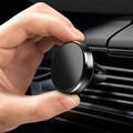 Магнитный держатель для телефона для Redmi Note 8 Huawei в автомобиле GPS крепление на вентиляционное отверстие Магнитная подставка автомобильный д...