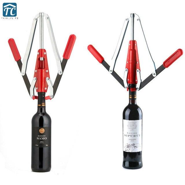 Bouchon de bouteille à Double levier   Pour bouteille de vin, corsage à main à Double levier, homebrassage du vin, fabrication de vin, bouchon de Machine à presser le liège