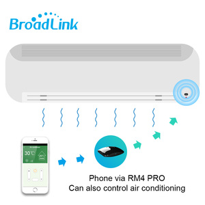 Image 4 - Broadlink RM4 Pro Mini Smart Home, Casa Intelligente Automation WIFI + IR + RF UNIVERSALE Telecomando Intelligente Lavoro con Alexa Google Casa domotica