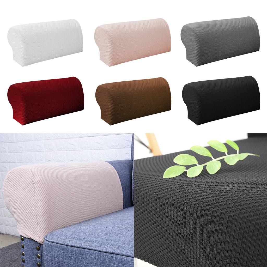 Anti Slip Elastic Sofa Armrest