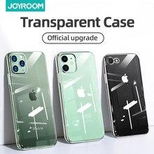 Funda transparente para iPhone SE 11 Pro Max, carcasa suave de TPU a prueba de golpes, carcasa trasera para iPhone 11
